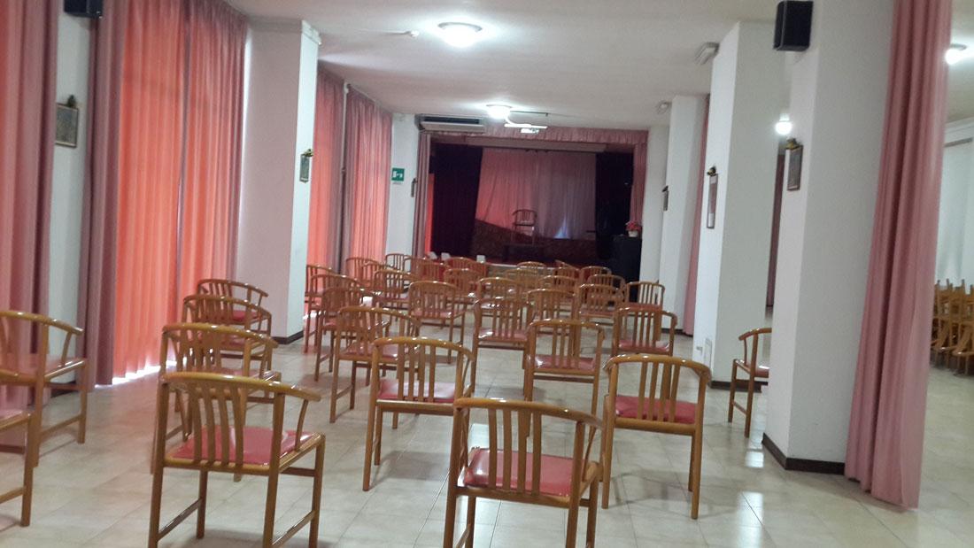 Piano Interrato Casa di Riposo Residenza Maria Marcella